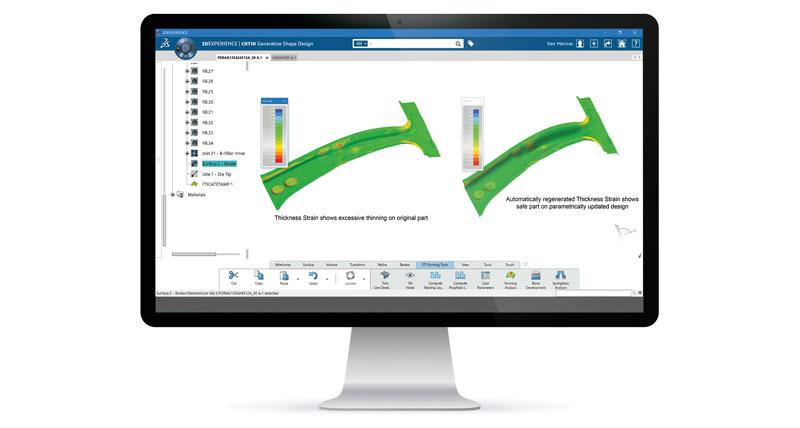 CATIA V5/V6 Based Downloads | FTI Sheet Metal Forming Simulation